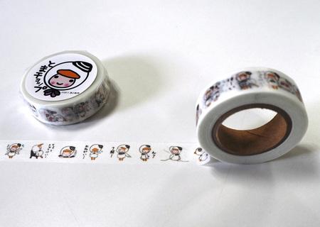 マスキングテープ No.4